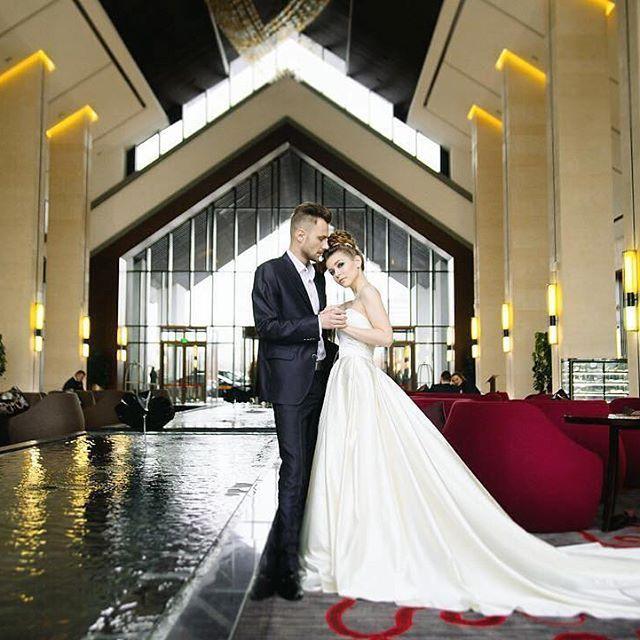 Отель для фотосессии свадьбы летнее