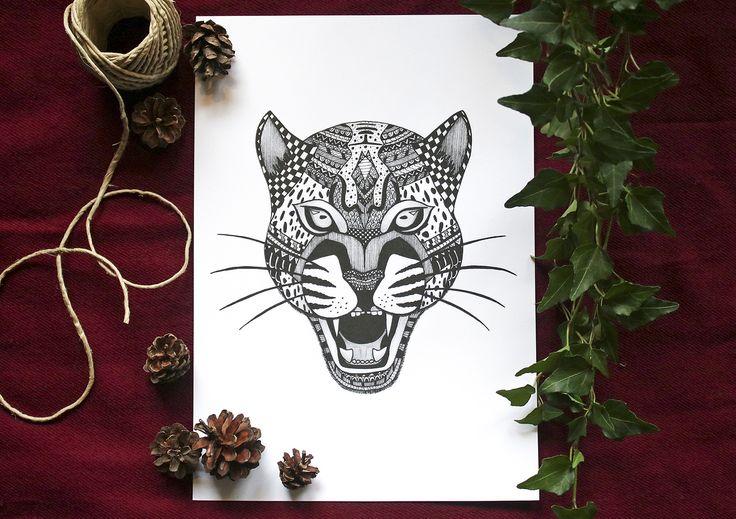 SCREAM art print. @blacklinesart. www.blacklines.se #kitchen #rustic #kitchengoals #inspiration #details #wallart #tavelvägg #photowall #artist #drawing #art #blacklinesart #blackandwhite #illustration #homeinspo #artprints #artprint #poster #black #white #interior #scandinavian #swedish #design #patterns #zentangle #cat #cats #kitty #animal #animals #leopards #africa #african #leo