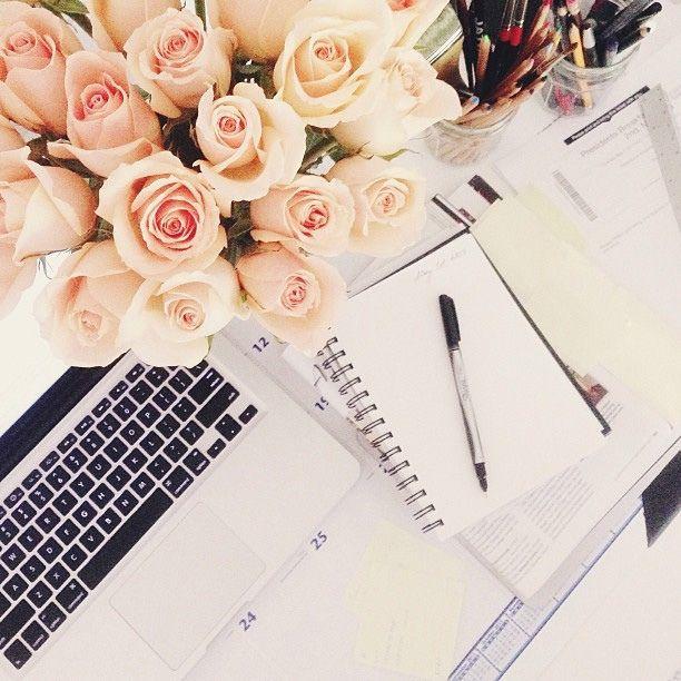 #flowers #MAC #notebook
