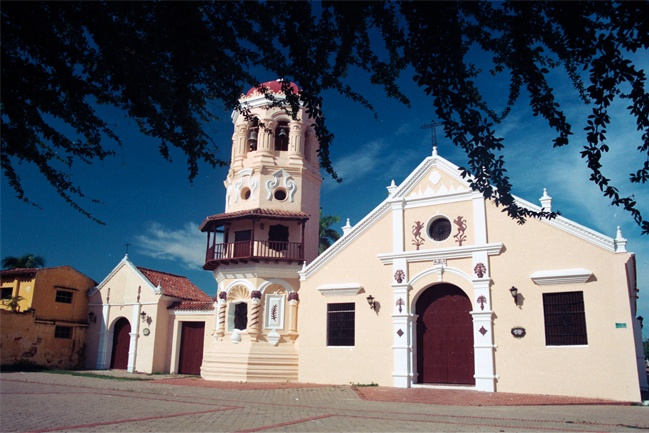 Iglesia de Mompox Bolivar fotografía | Edwinchav