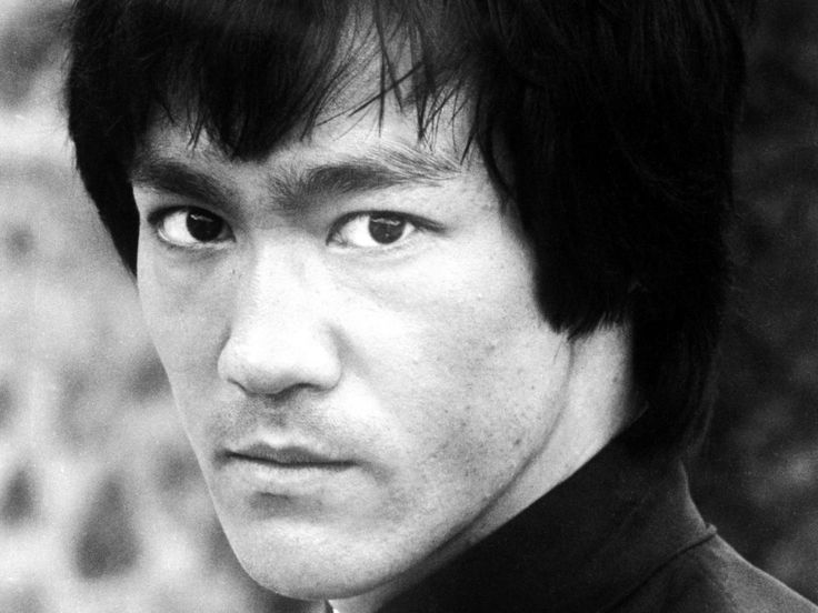 Master Bruce Lee - The one who started it all..