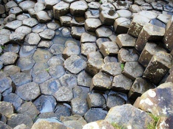 Giant's Causeway 4 - Észak-Írország - UK   /Óriások útja/ Észak - Írország egyik különlegesen érdekes természeti képződménye.