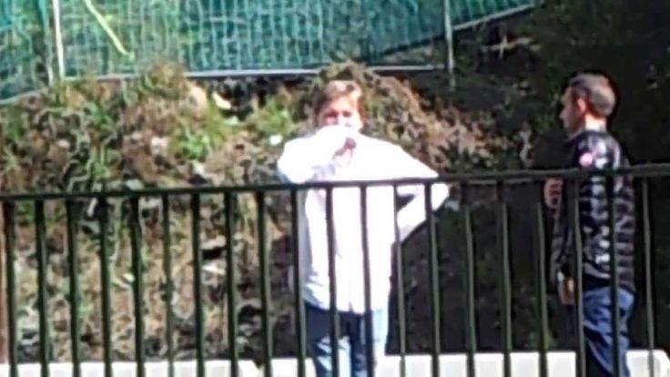 LAPINA PROMOTEUR ET BLOUSON NOIR #MANDEVILLA à Bastia en Corse. Intimida...