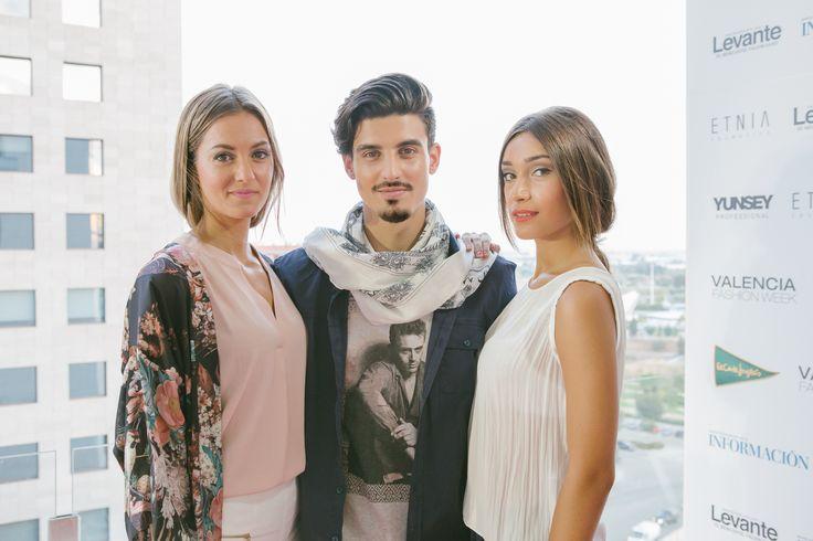 Ganadores Yunsey Professional en el Concurso Nuevos Modelos de la Valencia Fashion Week