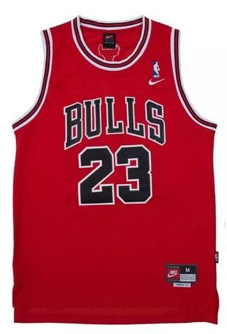 huge discount 70dd0 78294 MICHAEL JORDAN SWINGMAN JERSEY | RED | nikee in 2019 ...