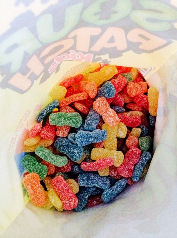 SOUR PATCH KIDS <3