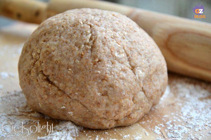 Pasta matta integrale, base veloce per torte salate
