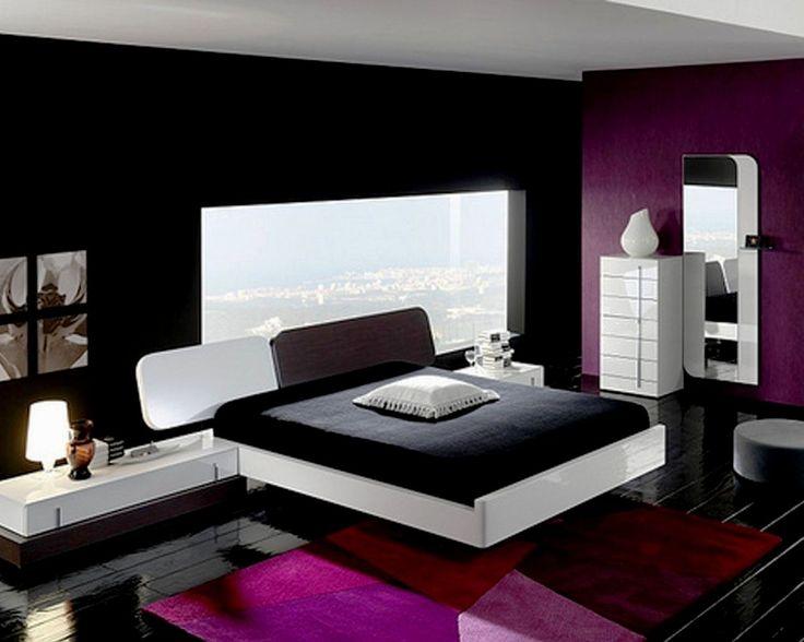 Best 25 Purple grey bedrooms ideas on Pinterest  Purple