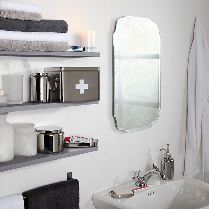 Die besten 25+ Wall mirror online Ideen auf Pinterest Eichen - badezimmerspiegel mit ablage