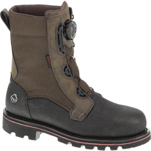 "Drillbit Oil Rigger Waterproof Boa Steel-Toe EH 8"" Work Boot"