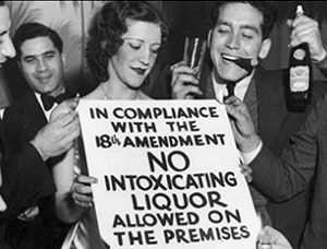 Exclusive, Underground Event: A Prohibition Party