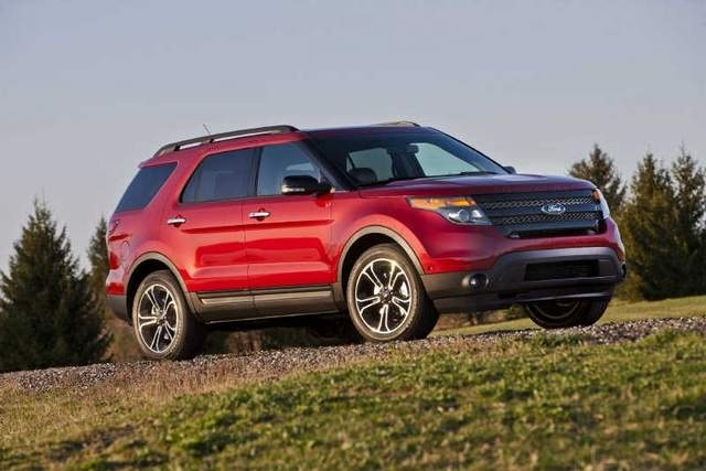 33 best ford explorer images on pinterest ford explorer autos and 2013 ford explorer sport offers a boost in performance fandeluxe Image collections
