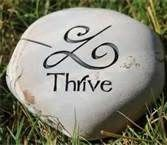 Angelic Symbol For Thrive