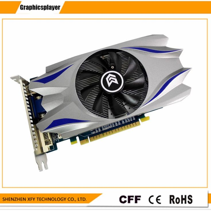 For PC PCI-E 1GB DDR5 128Bit GTS450 Graphics Card  fan Placa de Video carte graphique Video Card for Nvidia GTX  DVI  Russia //Price: $59.94//     #shopping