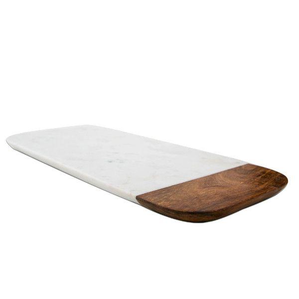 $65 Aldo Marble Cheese Board - Long