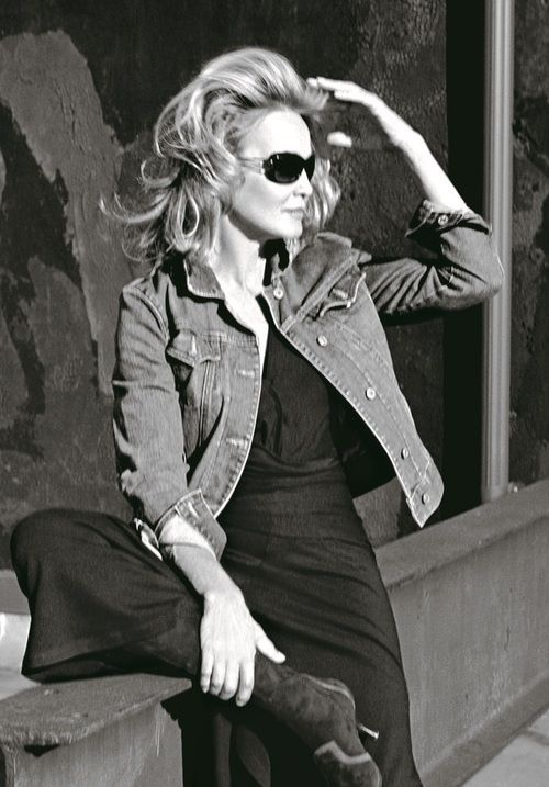 """""""When you learn not to want things so badly, life comes to you."""" — Jessica Lange"""