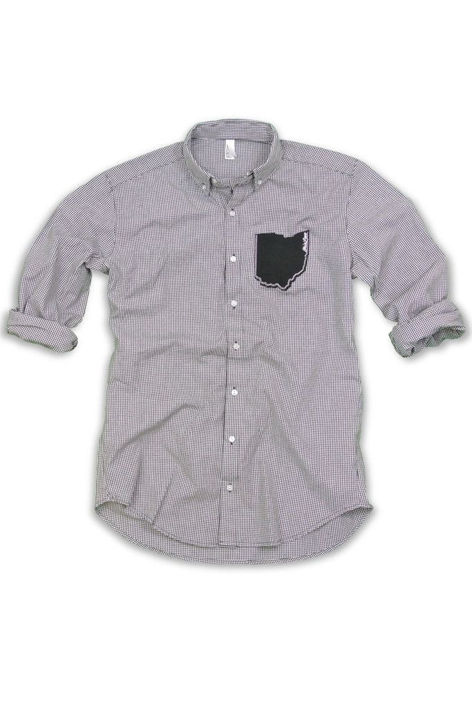 Ohio Love Pocket Button Down - Limited Edition