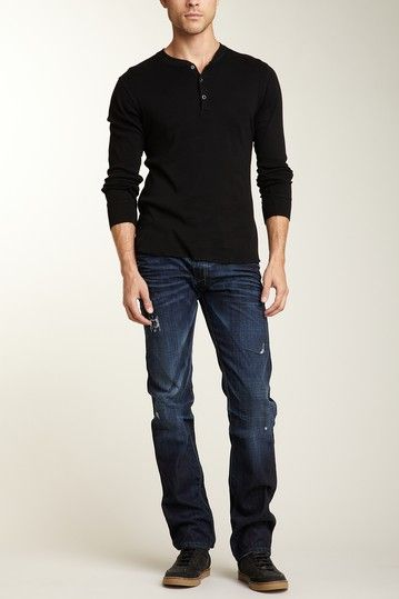 Diesel Men Safado Jean - my favorite man's outfit right here
