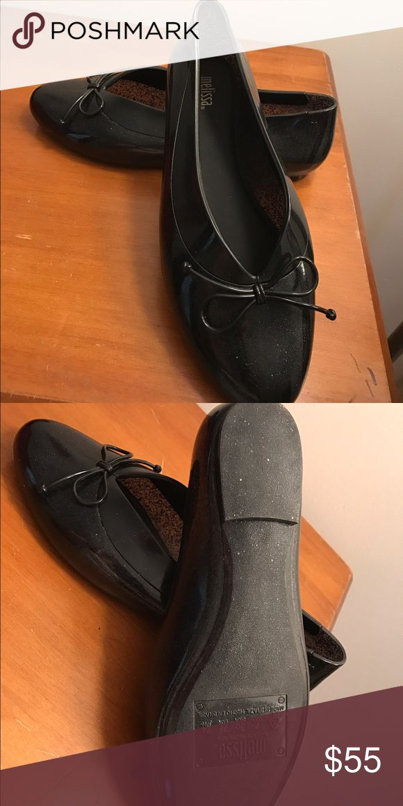 Melissa flat shoe New Melissa shoe- very comfortable. BR36 USA7. Brazilian brand Melissa Shoes Flats & Loafers
