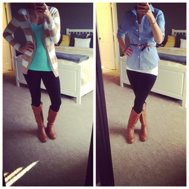 Wear Leggings to Lose Weight