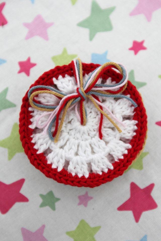 Crochet Coasters by Lulu Loves