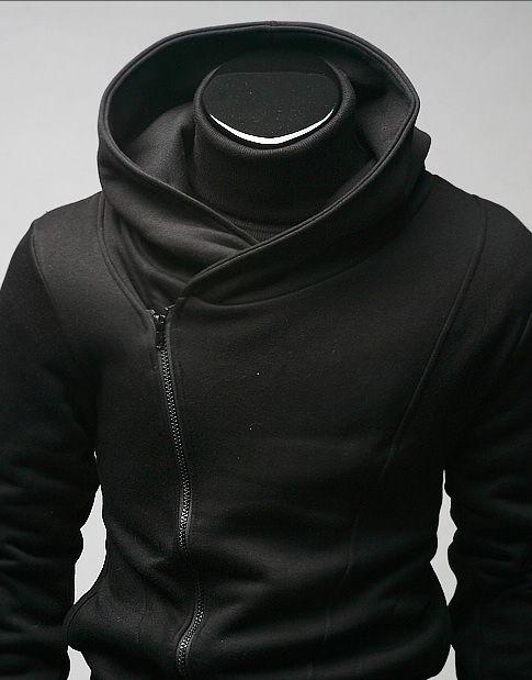 Mikina OMBRE černá