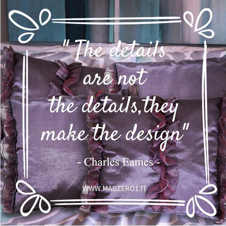 Dettagli importanti. / Essential details. Find your home details on : www.magzero1.it #magzero1 #details #dettagli #charleseames #cushions #cuscini #home #homedecoration #homedecor #homedesign #casa #decorazionicasa #interiors #interni #design #designquotes #purple #viola #designideas #designinterni #taffetas #make #shop #shoponline #shoppingonline #pillow #decorare