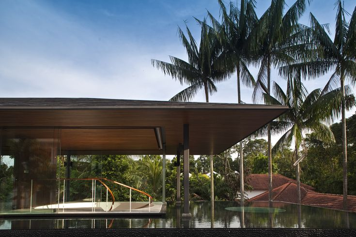 Water-Cooled House – Wallflower Architecture + Design