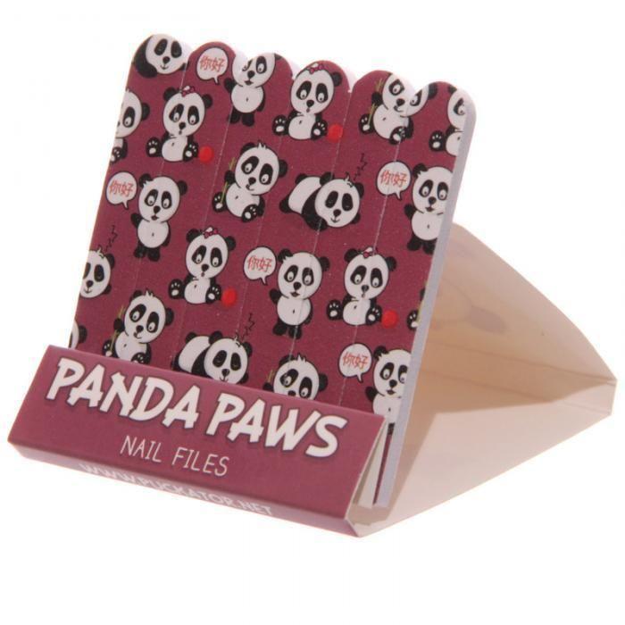 Limette manicure pedicure nails unghie in carta vetrata 6pz tascabili da borsa con soggetto Panda Paws astuccio colore bordeaux #manicure #pedicure #style #styling #fashion #donna #donne #woman #women #moda #mode #lime #limetta #limette #unghia #unghie #nail #nails #mani #mano #piede #piedi #lima #panda #ecommerce #homebusiness #negozi #negozio #shopping #entrataliberashopping #puckator