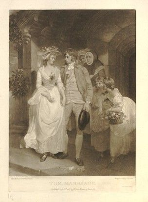 an examination of marriage and love in 18th century Incest was not prohibited in eighteenth-century english society, or so the examination of statute law would lead one to think this was not due to a lack of interest in literary texts as varied as moll flanders, horace walpole's the mysterious mother and henry neville's the isle of pines.