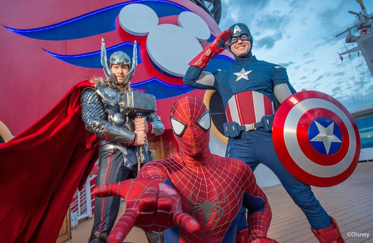 Disney Cruise Line has announced new Marvel itineraries on select 7 day cruises in Fall of 2017!