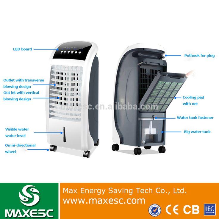 Mini Carrier Evaporative Cooling Floor Standing Air Conditioner Price