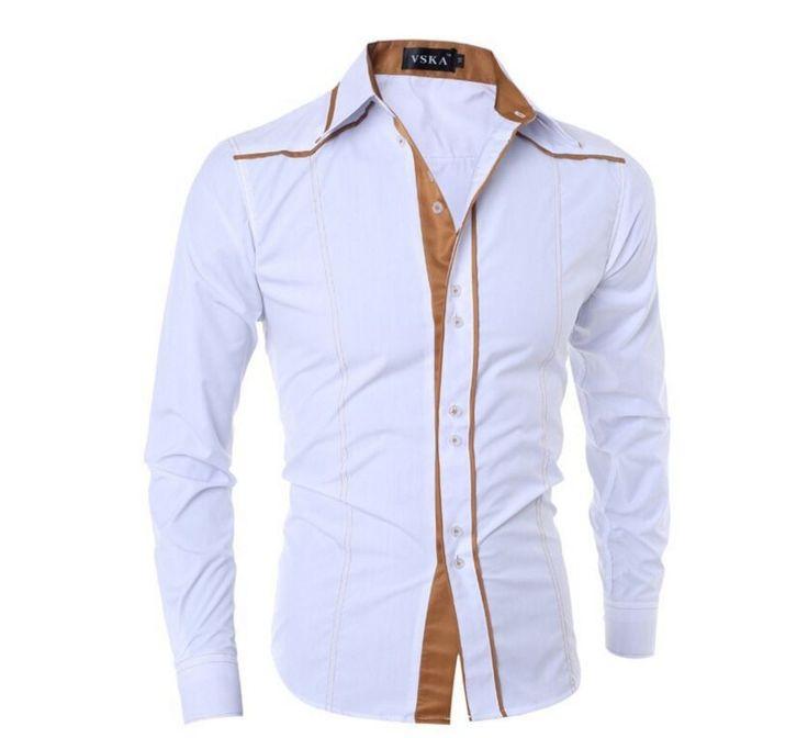 Pánská košile s dlouhým rukávem bílá – Velikost L Na tento produkt se vztahuje nejen zajímavá sleva, ale také poštovné zdarma! Využij této výhodné nabídky a ušetři na poštovném, stejně jako to udělalo již velké …