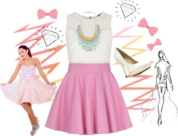 """Keep and Calm and Wear Bows"" by chiari98 on Polyvore"