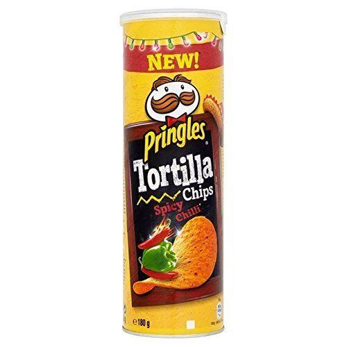 Pringles Tortilla Épicé Piment 180G: Pringles Tortilla Épicé Piment 180G Quantité: 1 Cet article Pringles Tortilla Épicé Piment 180G est…