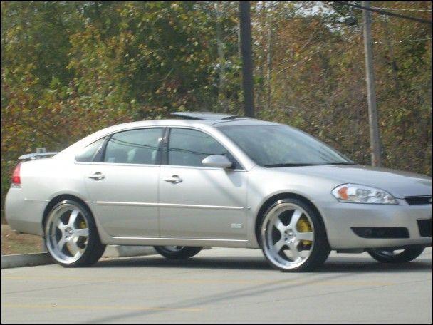 2008 Impala Ss Wheels