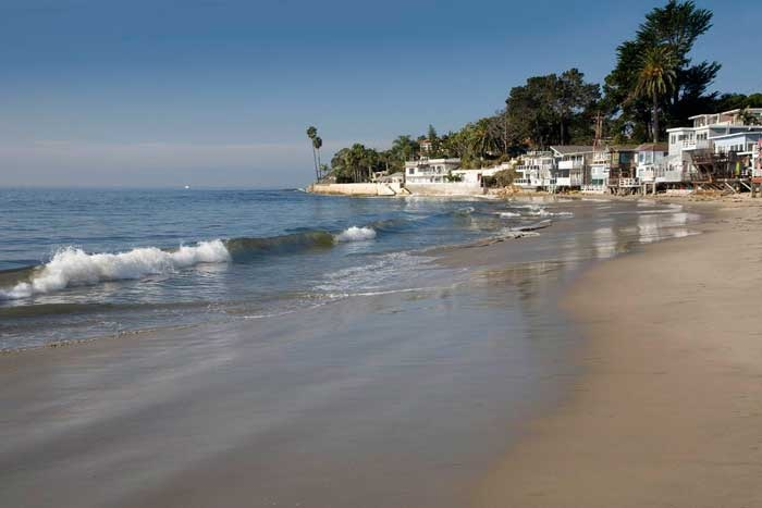 Miramar Beach - Montecito, California.