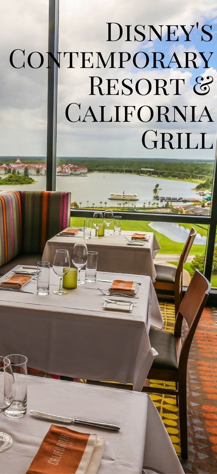 Are Contemporary Resort and California Grill the best Disney World has to offer? We show you our answer.