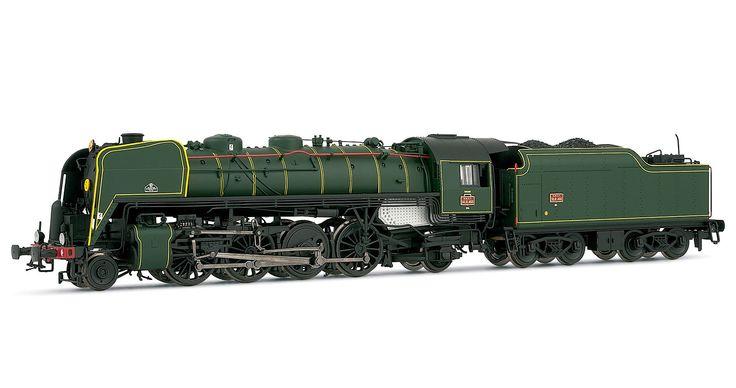 Steam locomotive 141 R 460