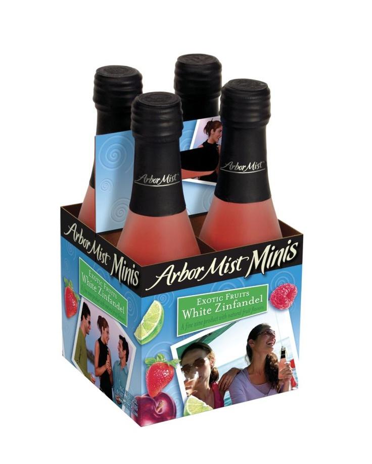 A F CANANDAIGUA WINE ARBOR MIST MINIS CANANDAIGUA WINE ARBOR MIST MINIS    Arbor Mist Minis: new 187ml glass bottles perfect for casual, single serve enjoyment. (PRNewsFoto)[RV]   CANANDAIGUA, NY USA   06/02/2005