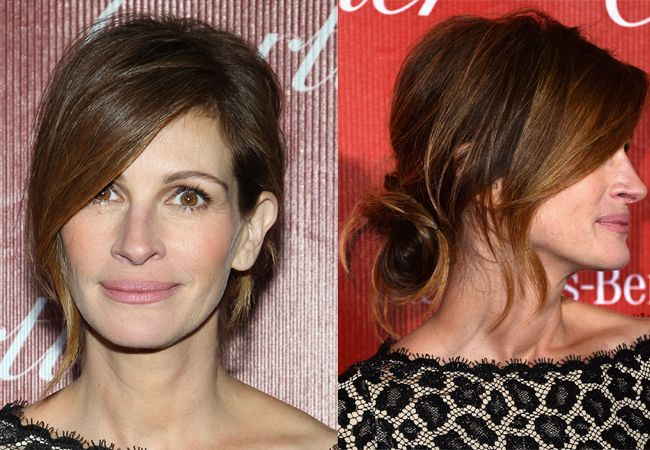 If you liked this Julia Roberts red-carpet style, check out the latest tutorial from the Small Things Blog for the lowdown on how to create it. Just click on the photo for more.