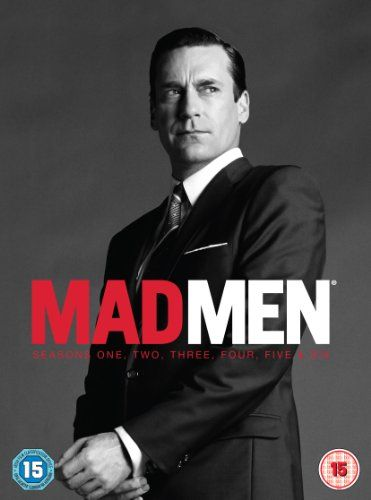 Mad Men - Season 1-6 [DVD]: Amazon.co.uk: Jon Hamm, Elisabeth Moss: Film & TV