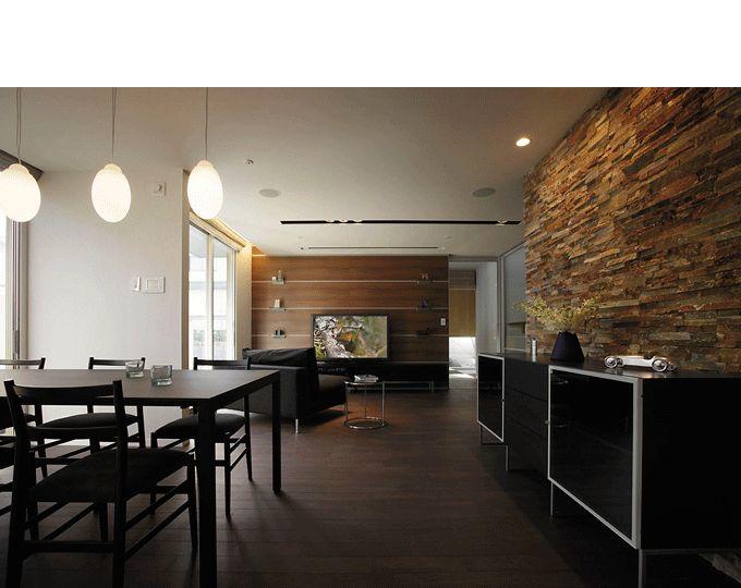 センチュリーデザインオフィス CDO 高級邸宅 デザイン住宅 ミサワホーム 建築実例