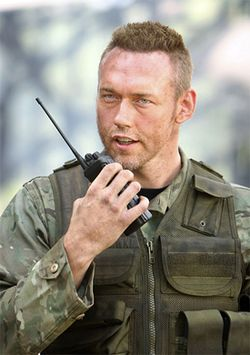 Martin Keamy played by Kevin Durand