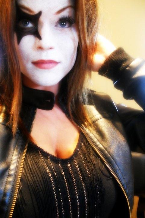 KISS makeup halloween