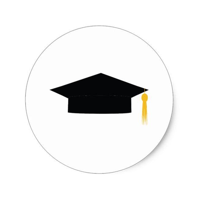 Graduation Cap Sticker Zazzle Com In 2021 Congratulations Graduate Graduation Cap Graduation