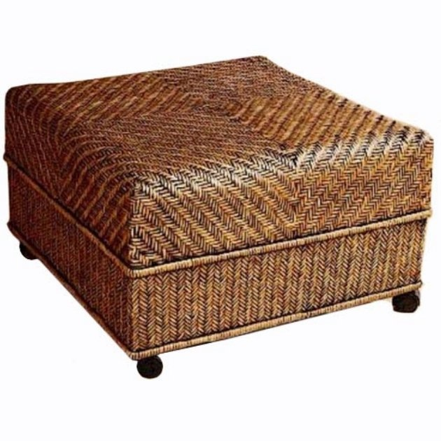 Rattan Coffee Table Ottoman: 717 Best Rattan Images On Pinterest