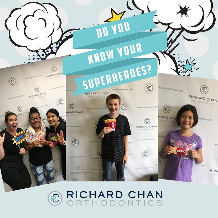 A round of applause  for our winners of our Do You Know Your Superheroes contest! Our amazing patients Ashanti Ron and Amanda from our Bothell Monroe and Mill Creek offices with their incredible super-human knowledgehave won themselves four movie tickets EACH!  Props to those who got that reference  #RCOrthodontics #SuperHeroes #Spiderman #Marvell #DC #PopcornTime