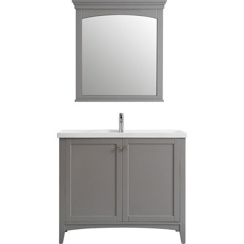 2 Piece Mona Bathroom Vanity Set #JossandMain