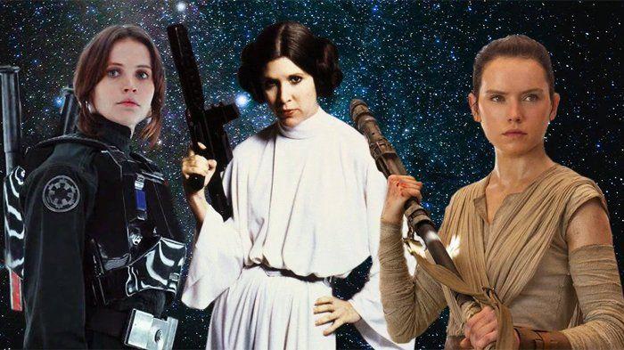 The Force Is Strong! Ini Dia 3 Peringkat Pahlawan Utama Wanita di Star Wars!